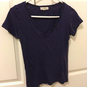Forever 21 Purple T shirt