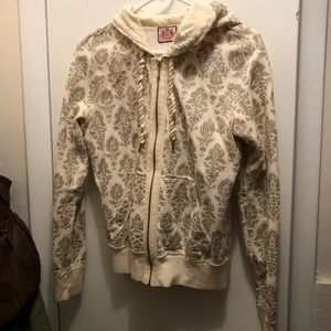 Juicy Couture Printed Jacket size Large