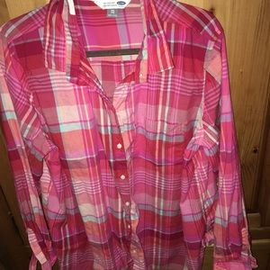 women's boyfriend flannel
