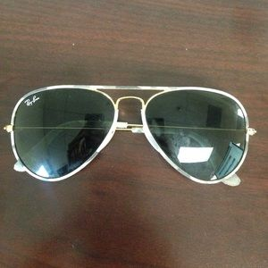Ray-Ban RB 3025JM aviator camouflage sunglasses