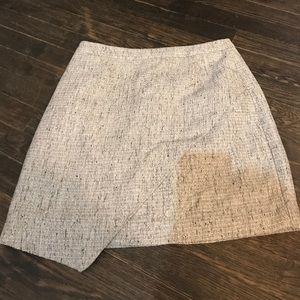 Tweed H&M skirt