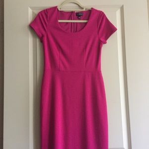 The Limited Pink Midi Dress XS/2