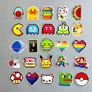 Other - 15 RANDOM STICKERS PACK