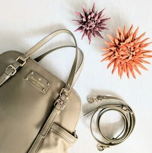 Kate Spade Union Square Maise in Ash