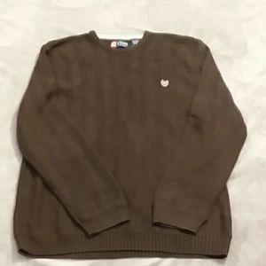 Chaps men's size XL sweater