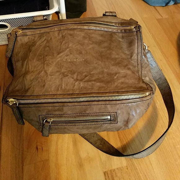 d3aa60d75acd Givenchy Handbags - Givenchy pepe brown pandora