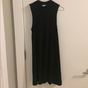 Silence + Noise mock Turtle Swing Dress