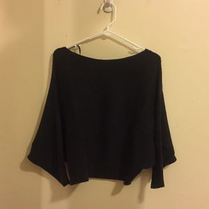 Off the shoulder Zara Sweater