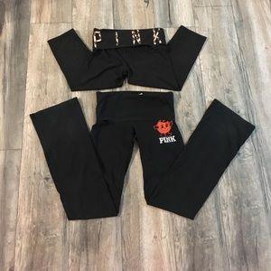 Victoria Secret Yoga Pants (2 pairs)