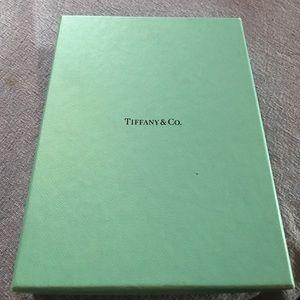Beautiful new Tiffany box. Pristine