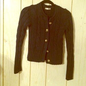 Old Navy winter navy blue sweater