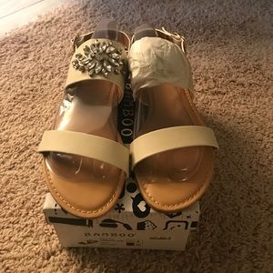 Bamboo Sandals