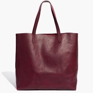 Madewell Cabernet Transport Tote