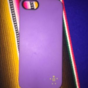 Accessories - Belkin iPhone 5 case
