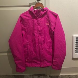 North Face Hi Vent 2.5 in Pink