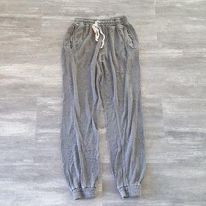 Grey Basic Brandy Melville Sweats