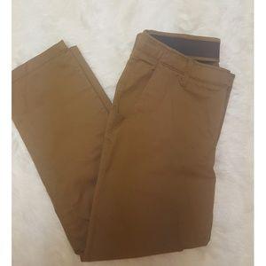 Faded Glory 36×32 chino pants