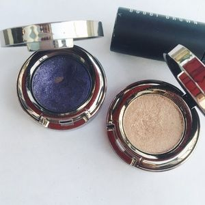 • urban decay + bobbi brown • single eyeshadows