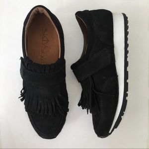 Sixty Seven Velcro Sneakers