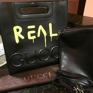Gucci Ghost Tote