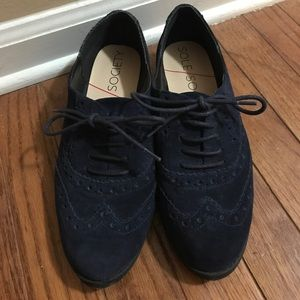 Sole society oxfords