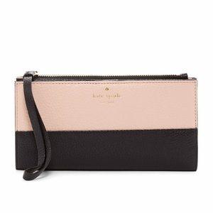 Kate Spade Eliza Leather Wallet/wristlet