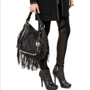 Michael Kors Hobo Fringe Handbag