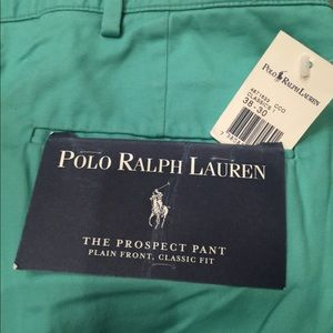 NWT Polo Ralph Lauren Prospect Pant 38x30