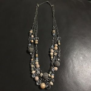 LOFT statement necklace in perfect condition.