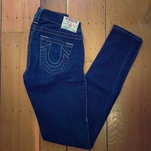 Super skinny True Religion Jeans