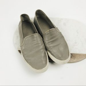 VINCE Blair sneakers grey worn size 6