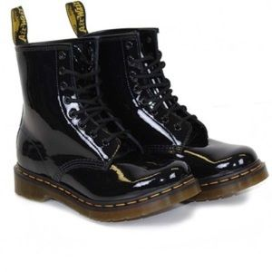 Dr Martens Patent Leather 1460 Boot