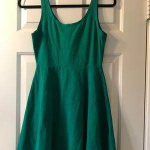 Gorgeous Green Express Dress