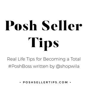 BLOG • PoshSellerTips.com