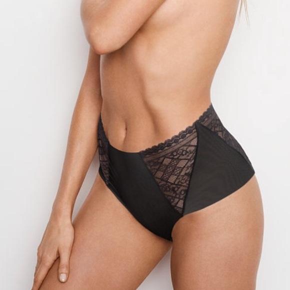 4a2df0993cab Victoria's Secret Intimates & Sleepwear   Body By Victoria Mesh Side ...