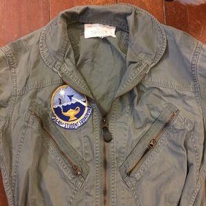 Other - Authentic flight suit Halloween top gun one piece