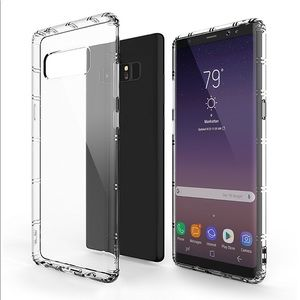 Galaxy Note 8 Clear Case