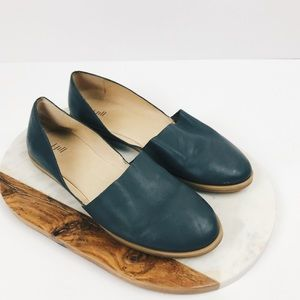 J. Jill D'Orsay leather loafers size 9.5