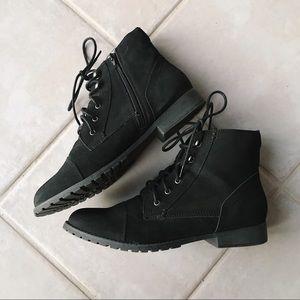 Madden Girl Rangerrr Lace Up Boot