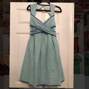 Cute seersucker dress