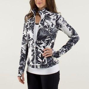 LULULEMON Forme Jacket Brisk Bloom