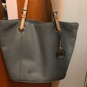 Authentic MK bag. It's in fairly good condition.