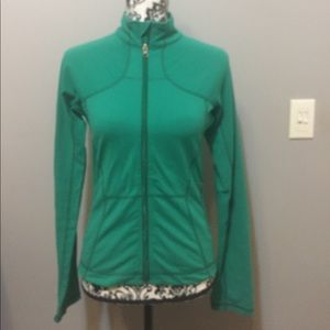 Lululemon green jacket size 6?