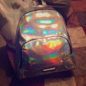 Kendall & Kylie  Holographic BackPack