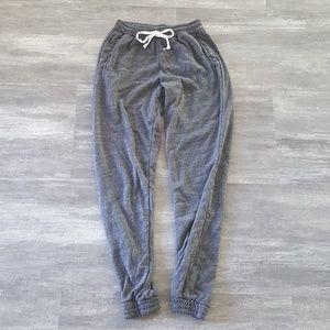Dark Grey Brandy Melville Sweats