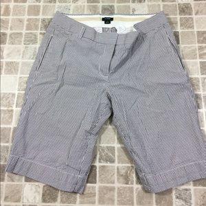 J. Crew city fit shorts 8
