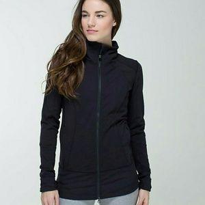 LULULEMON Nice Asana Jacket Black