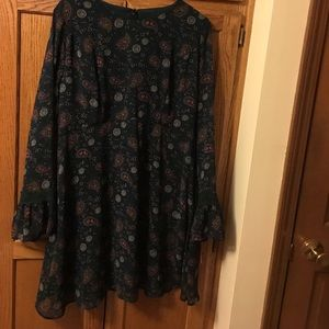 Cute dress for Fall! Tags still on! Brand new!