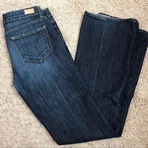 Paige jeans Laurel Canyon Low Rise Bootcut Used