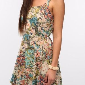 Urban Outfitters Lucca Couture Daisy Dress M